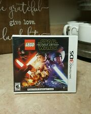 New LEGO Star Wars The Force Awakens Game Nintendo 3DS N3DS 2016 Video Games