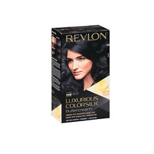 Revlon ColorSilk Luxurious Buttercream Haircolor, Black