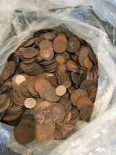 Over 6kg Joblot of Old English Coins