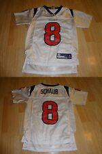 Youth Houston Texans Matt Schaub S (8) Jersey (White) Reebok Jersey