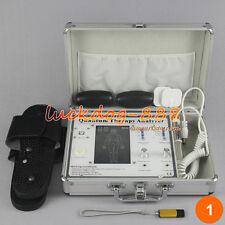 New 48 Reports Quantum Analyzer Magnetic Resonance Body Analyzer Massage Therapy