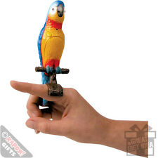 Talking Polly Speaking Parrot. Hilarious Kids Toy Fun. Novelty Toy Bird. Humour