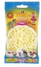 Hama - 207-02 Sachet 1000 Perles à repasser Crème