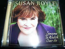 Susan Boyle Someone To Watch Over Me Australian CD DVD Edition