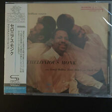 Thelonious Monk - Brilliant Corners SHM CD  UCCO-5560 NEU Japan (Rollins, Henry)