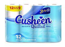Más barato que los supermercados en un 40% - 96 cusheen Acolchado De Lujo 3Ply rollos de papel higiénico