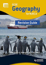GCSE Geography for WJEC a Revision Guide by Dirk Sykes, Stacey Burton-McCabe