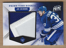 11-12 2011-12 Panini Prime Time Rookie Joe Colborne 2C Jersey Patch #'d /10