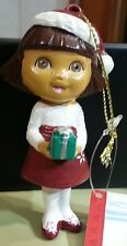 Dora the Explorer Christmas Tree Ornament Nickelodeon Decoration New Kurt Adler