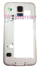 Carcasa Medio G Chasis Middle Frame Cover Bezel Samsung Galaxy S5 G900A G900T