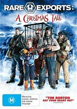 Rare Exports - A Christmas Tale (DVD, 2011)