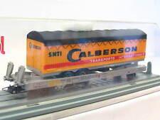 Jouef H0 696200 Tragwagen / Kangourou Calberson SNCF OVP (Q6579)