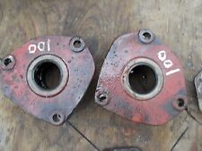 International 100 130 tractor IH rearend differential houseing holder caps shims
