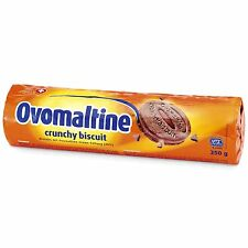 German OVOMALTINE Chocolate Crunchy Biscuits 250g -Made in Germany-SALE SALE