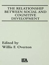 The Relationship Between Social and Cognitive Development (Jean Piaget Symposia