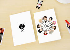2pics EXO EXODUS LOVEMERIGHT FROM PLANET notebook set KPOP NEW