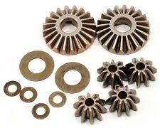 Losi Internal Diff Gears & Shims (6): 5IVE-T LOSB3202