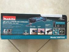 MAKITA XMT03Z 18V LXT LITHIUM-ION CORDLESS MULTI TOOL (TOOL ONLY) NEW