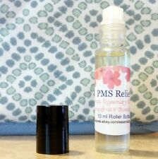 PMS Relief Essential Oil Blend 10ml Rollerball - Relieves PMS Pain & Cramps