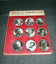 The Faces of Hollywood by Clarence S. Bull (1968, Hardcover)