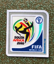 PATCH FIFA WORLD CUP SOUTH AFRICA 2010 Sporting ID TOPPA FOOTBALL BADGE