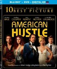 American Hustle (Two Disc Combo: Blu-ray Blu-ray