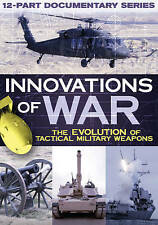 Innovations of War: The Evolution of Tactical Military Weapons (DVD, 2015,...