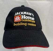 Jackmans Home Hardware building Centre  cap hat adjustable