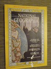 National Geographic MALAYSIA'S GIANT FLOWERS AND INSECT-TRAPPING PLANTS MAY 1964