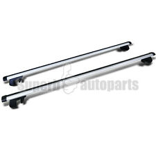 "53"" Aluminum Auto SUV Car Roof Top Cross Bars Luggage Cargo Rack Pair"