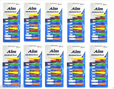100 (10 pack) Aim Interdental Brush Dental Brace Brushes Floss Aim / Dr. Fresh