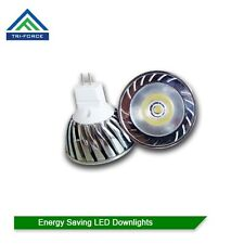 6 x Energy Saving LED Down lights MR16 3W (Warm White)