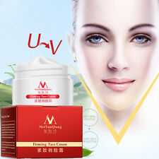 V-Shape Face Line Lift Firming Collagen Cream Double Chin Cheek Slimming 40g
