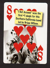 The Beach Boys Pop Rock Music Neat Playing Card #0Y6S