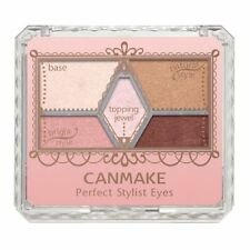JAPAN ☀Canmake☀ Perfect Stylist Eyes Eyeshadow Palette Color 05 Pinky Chocolat