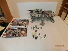 "Lego Star Wars ""AT-TE Walker"" #7675  For Parts"