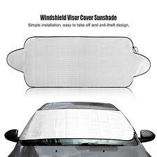 Car & Van Rear & Front Windscreen Aluminium Foil Cool Protection Sun Block Shade