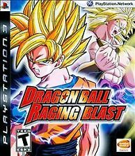 Dragon Ball: Raging Blast (Sony PlayStation 3, PS3) NEW SEALED