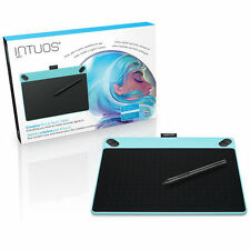 NUOVO Wacom Intuos ART Blu Penna & Touch Medium Grafica Digitale Tablet (PC & Mac)