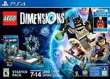 LEGO Dimensions Starter Pack - PlayStation 4 .
