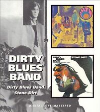 Dirty Blues Band/Stone Dirt [Remaster] * by Dirty Blues Band (CD, Jan-2008,...