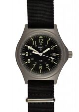MWC G10 12/24 100m GTLS Hybrid Titanium Military Tritium Watch NEW BOX