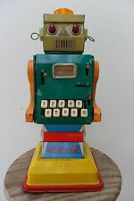 Rare Aswer Game Machine Robot by Amico Made Japan 1960's for parts or restore