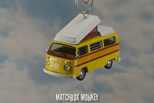 1:64 Volkswagen Samba Bus Camper Kombi VW T1 T2 Christmas Ornament Westfalia RV