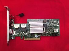 Dell PERC H200 6GB/s SAS SATA PCI-e Raid Controller Height Profile DPN/ 47MCV***