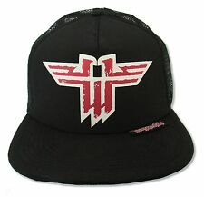 "WOLFENSTEIN ""WINGS"" TRUCKERS HAT NEW OFFICIAL"