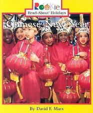 Chinese New Year (Rookie Read-About Holidays)-ExLibrary