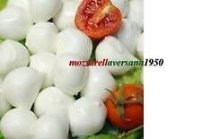 1,5  Kg di Bocconcini di Mozz di bufala campana pezzatura da 25gr