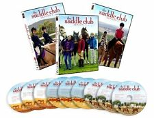 NEW The Saddle Club: The Complete Series (DVD)