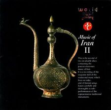 Music of Iran, Vol. 2 by Various Artists (CD, World Music Library (Japan))